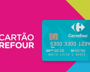 cartão de crédito do Carrefour