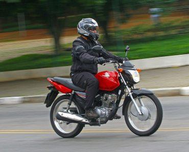 Honda CG 125i Fan