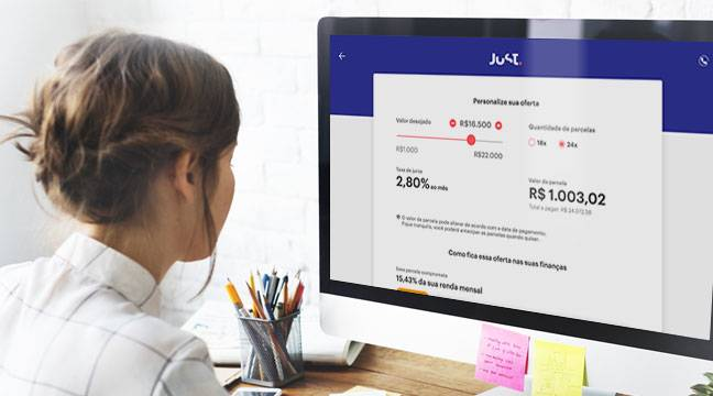 Just Empréstimo Pessoal Online