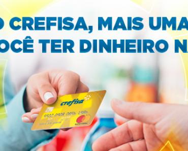 O Cartão Crefisa (É mais uma opção para ter dinheiro na mão)