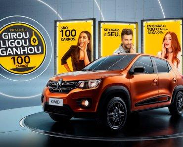 Renault (Girou, Ligou, Ganhou, a maior promoção do Brasil)